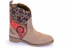 Desigual 48AS647 Shoes_the 6020 Topo