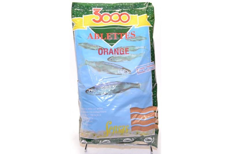 Sensas 3000 Ablettes orange