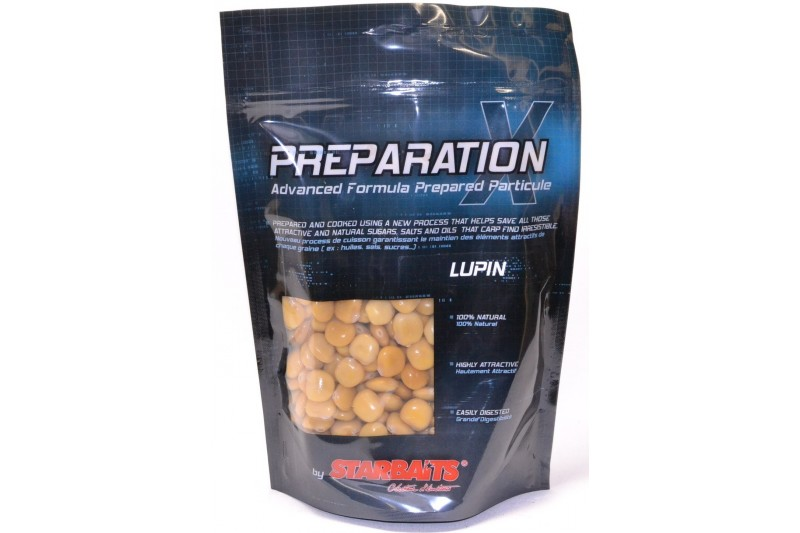 Starbaits Préparation X Lupin