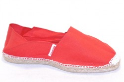 etchandy espadrille rouge