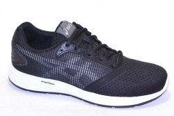 asics patriot10 1012a117 002 black/white