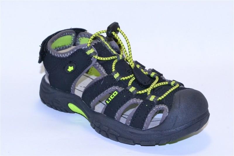 lico 470130 nimbo schwarz grau grün