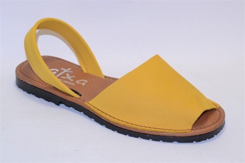 atxa 1036 nobuck amarillo jaune